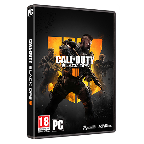 Call of Duty Black Ops 4 - PC Game gaming games paixnidia pc