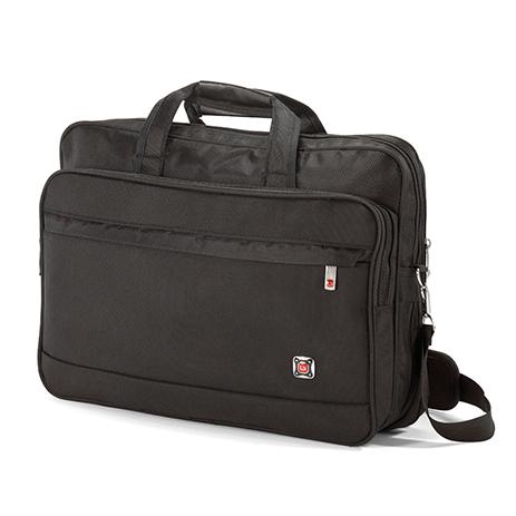 """Τσάντα Laptop 17"""" Benzi BZ5087 Μαύρη hlektrikes syskeyes texnologia perifereiaka ypologiston tsantes uhkes"""