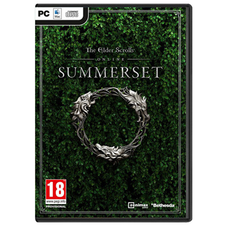 The Elder Scrolls Online Summerset - PC Game gaming games paixnidia pc