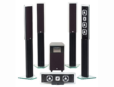 Home Theater IQ HT-120 hlektrikes syskeyes texnologia eikona hxos home cinema