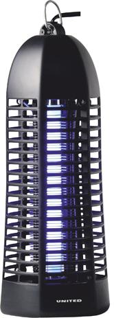 Ηλεκτρονικό Εντομοκτόνο Υψηλής Τάσης United IK-8547 hlektrikes syskeyes texnologia oikiakes syskeyes entomoapouhtika