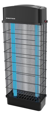 Ηλεκτρονικό Εντομοκτόνο Υψηλής Τάσης United IK-5821 hlektrikes syskeyes texnologia oikiakes syskeyes entomoapouhtika