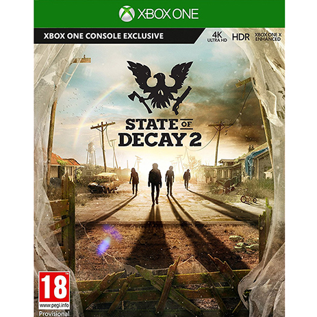 State of Decay 2 - XBox One Game gaming games paixnidia xbox one