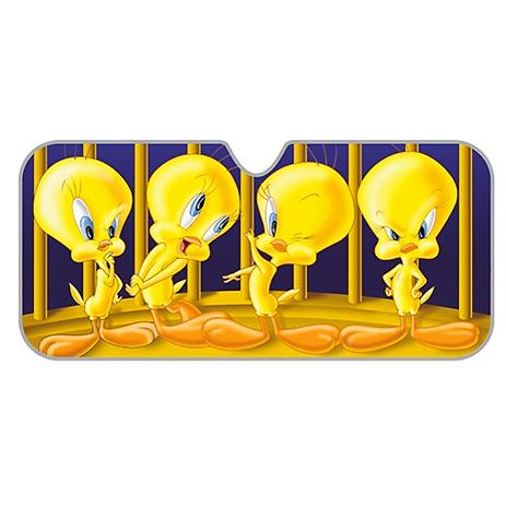 Ηλιοπροστασία Παρ Μπριζ 60x130cm Tweety Lampa L6621.0 aytokinhto mhxanh koykoyles hlioprostasies hlioprostasies aytokinhtoy