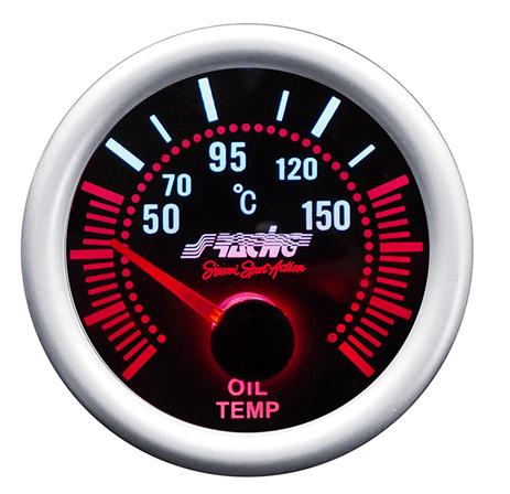 Όργανο Θερμοκρασίας Λαδιού 52mm Simoni Racing ΟΡΓ/OT/A