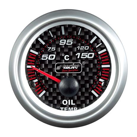 Όργανο Θερμοκρασίας Λαδιού Simoni Racing ΟΡΓ/OT/K Carbon aytokinhto mhxanh esoteriko aytokinhtoy organa metrhshs