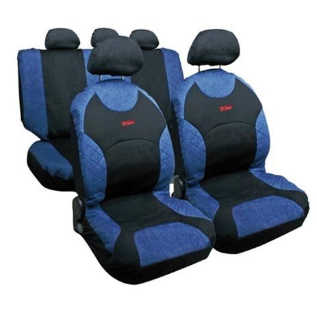 Σετ Καλύμματα Αυτοκινήτου Drive Jeans Lampa L5480.6 Μπλε aytokinhto mhxanh esoteriko aytokinhtoy kalymmata aytokinhtoy