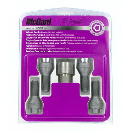 Μπουλόνια Ασφαλείας 12x1,5 27,9mm Κωνικά Lampa ΧΕ.L.MG27221SU aytokinhto mhxanh troxoi mpoylonia