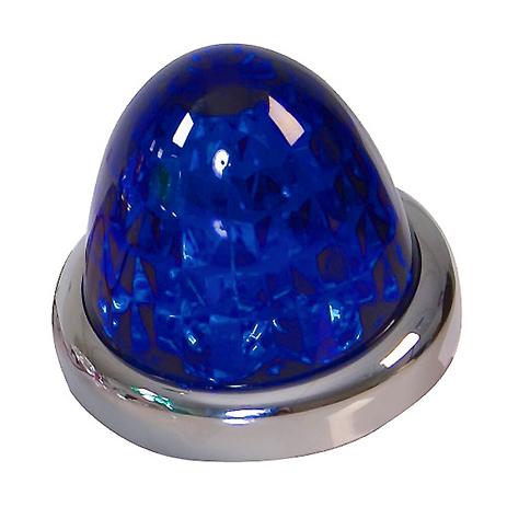 Λαμπάκι Οροφής 9LED 24V Lampa L9816.2 Μπλε aytokinhto mhxanh ejoteriko forthgoy diakosmhtika fota