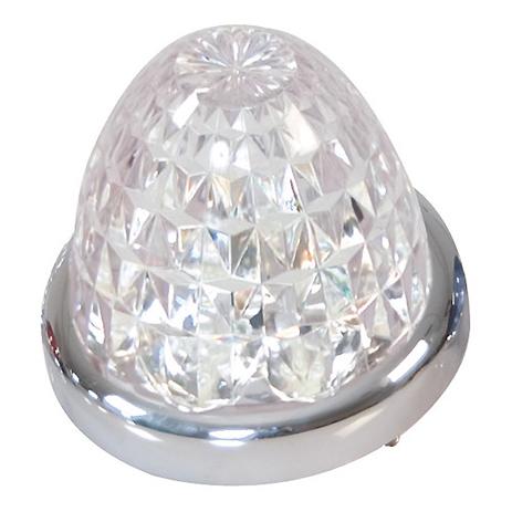 Λαμπάκι Οροφής 9LED 24V Lampa L9816.4 Λευκό aytokinhto mhxanh ejoteriko forthgoy diakosmhtika fota