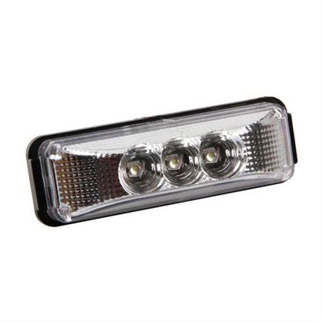 Φως Φορτηγού 3LED 24V Lampa L9887.4 Λευκό aytokinhto mhxanh ejoteriko forthgoy diakosmhtika fota