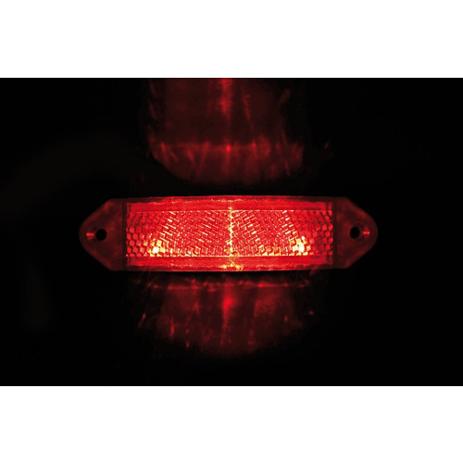Φως Φορτηγού 3LED 24V Lampa L9847.9 Κόκκινο aytokinhto mhxanh ejoteriko forthgoy diakosmhtika fota