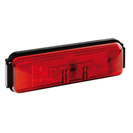 Φως Φορτηγού 4LED 24V Lampa L9845.8 Κόκκινο aytokinhto mhxanh ejoteriko forthgoy diakosmhtika fota