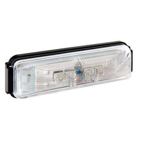 Φως Φορτηγού 4LED 24V Lampa L9845.7 Λευκό aytokinhto mhxanh ejoteriko forthgoy diakosmhtika fota