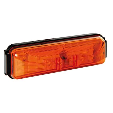 Φως Φορτηγού 4LED 24V Lampa L9845.9 Πορτοκαλί aytokinhto mhxanh ejoteriko forthgoy diakosmhtika fota