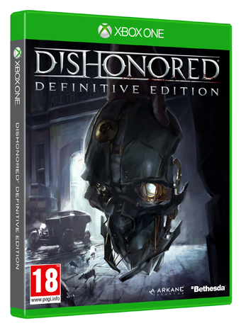 Dishonored Definitive Edition (GOTY) - XBox One Game gaming games paixnidia xbox one