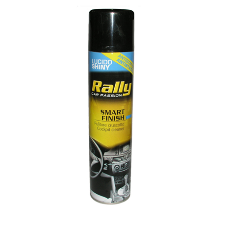 Γυαλιστικό Ταμπλώ Smart Finish Rally RA10164 400ml aytokinhto mhxanh frontida aytokinhtoy gyalistika
