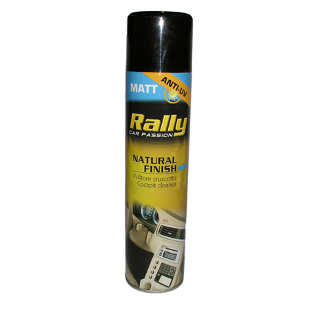 Γυαλιστικό Ταμπλώ Natural Finish Rally RA10165 400ml aytokinhto mhxanh frontida aytokinhtoy gyalistika
