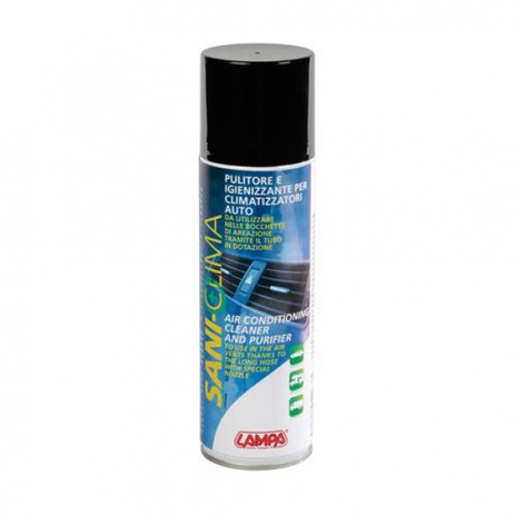 Καθαριστικό Σπρευ Air Condition Sani-Clima Lampa ΧΜ.L3820.5 400ml aytokinhto mhxanh frontida aytokinhtoy kauaristika