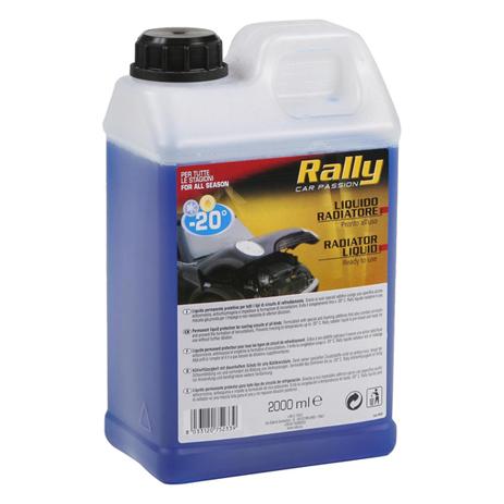 Αντιψυκτικό Υγρό -20°C Rally Rally RA10233 2lt aytokinhto mhxanh frontida aytokinhtoy xhmika beltioshs