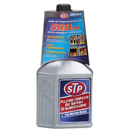 Καθαριστικό Κινητήρα Diesel Stp STP120396 500ml aytokinhto mhxanh frontida aytokinhtoy xhmika beltioshs