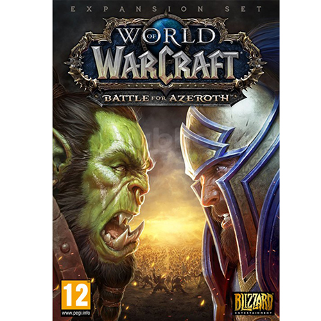 World of Warcraft: Battle for Azeroth - PC Game gaming games paixnidia pc