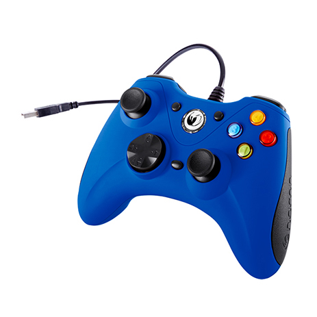 Χειριστήριο Ενσύρματο Nacon Game Controller PCGC-100 Blue gaming perifereiaka gaming pc xeiristhria