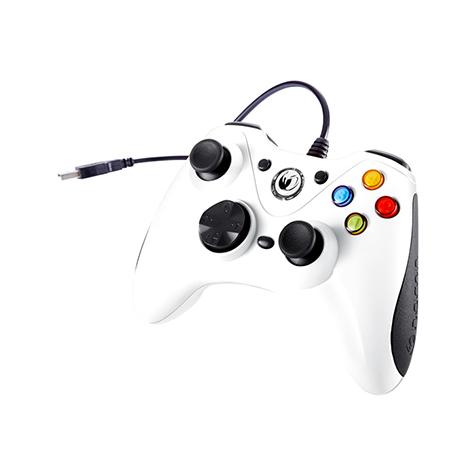 Χειριστήριο Ενσύρματο Nacon Game Controller PCGC-100 White gaming perifereiaka gaming pc xeiristhria