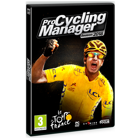 Pro Cycling Manager 2018 - PC Game gaming games paixnidia pc