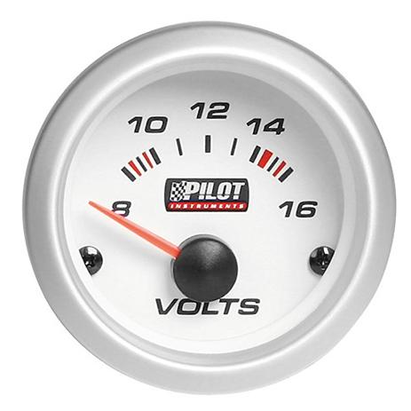 Βολτόμετρο 52mm Pilot Lampa ΟΡΓ/1000.6 Blue Light aytokinhto mhxanh esoteriko aytokinhtoy organa metrhshs