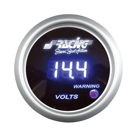 Βολτόμετρο Ψηφιακό Simoni Racing ΟΡΓ/VM/D aytokinhto mhxanh esoteriko aytokinhtoy organa metrhshs
