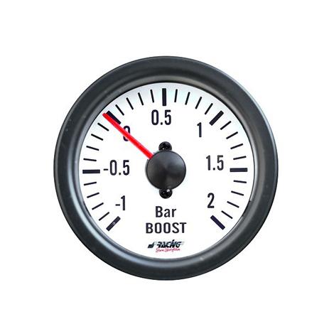 Μπαρόμετρο White Line Simoni Racing ΟΡΓ/BV/W aytokinhto mhxanh esoteriko aytokinhtoy organa metrhshs