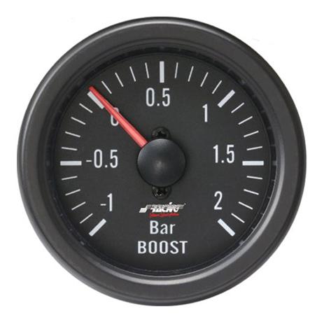 Μπαρόμετρο+Vacuum Simoni Racing ΟΡΓ/BV/B Μαύρο aytokinhto mhxanh esoteriko aytokinhtoy organa metrhshs