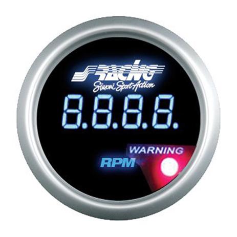 Στροφόμετρο Ψηφιακό Simoni Racing ΟΡΓ/TM/D aytokinhto mhxanh esoteriko aytokinhtoy organa metrhshs