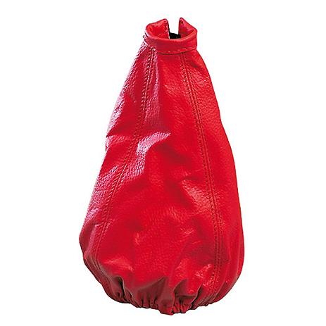 Φούσκα Ταχύτητας Δερμάτινη Lampa L0500.3 Κόκκινη aytokinhto mhxanh taxythtes xeirofreno foyskes taxythton