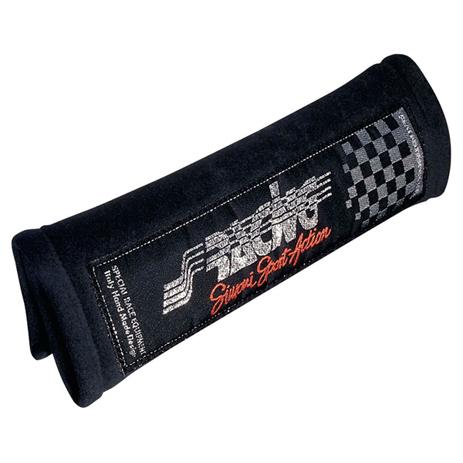 Μαξιλάρακια Ζώνης Sport Microfibra Simoni Racing SRCC2/N-V Μαύρα, 2τμχ aytokinhto mhxanh esoteriko aytokinhtoy majilarakia zonhs