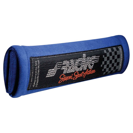 Μαξιλάρακια Ζώνης Sport Microfibra Simoni Racing SRCC2/B-V Μπλε, 2τμχ aytokinhto mhxanh esoteriko aytokinhtoy majilarakia zonhs