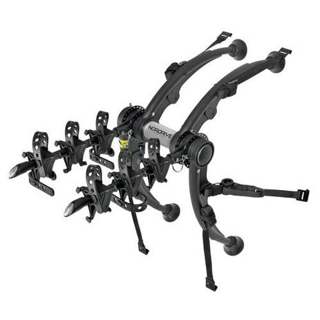 Βάση Ποδηλάτου Πορτ Μπαγκαζ Cyclus 3 Nordrive N50010-LB , 3 Ποδήλατα aytokinhto mhxanh mpares mpagkazieres baseis podhlatoy