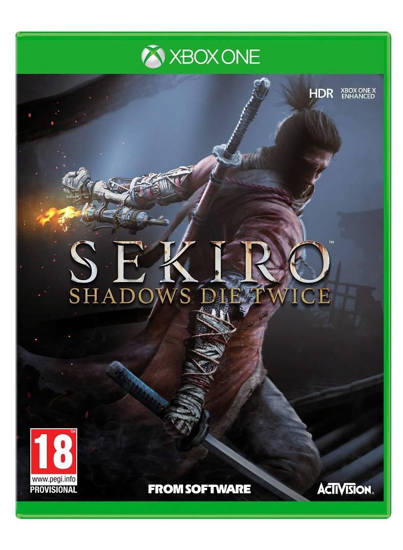Sekiro : Shadows Die Twice - XBox One Game + Δώρο Βραχιόλι Τύχης gaming games paixnidia xbox one