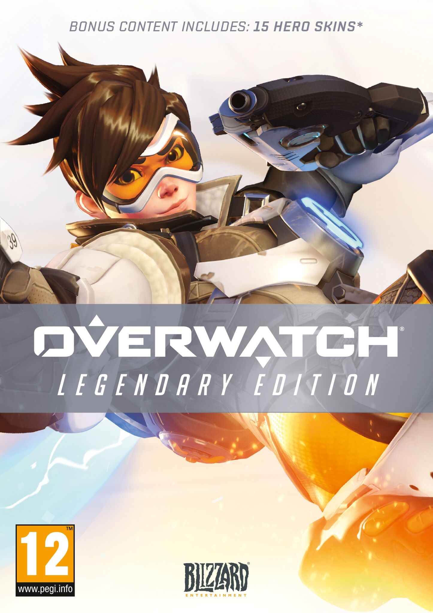 Overwatch Legendary Edition - PC Game gaming games paixnidia pc