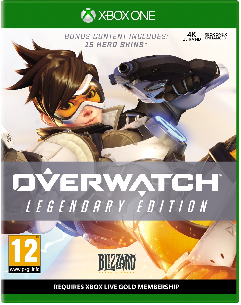 Overwatch Legendary Edition - XBox One Game gaming games paixnidia xbox one