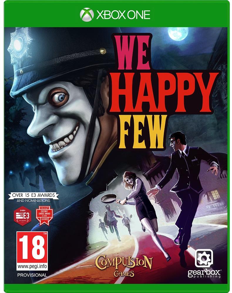 We Happy Few - XBox One Game gaming games paixnidia xbox one