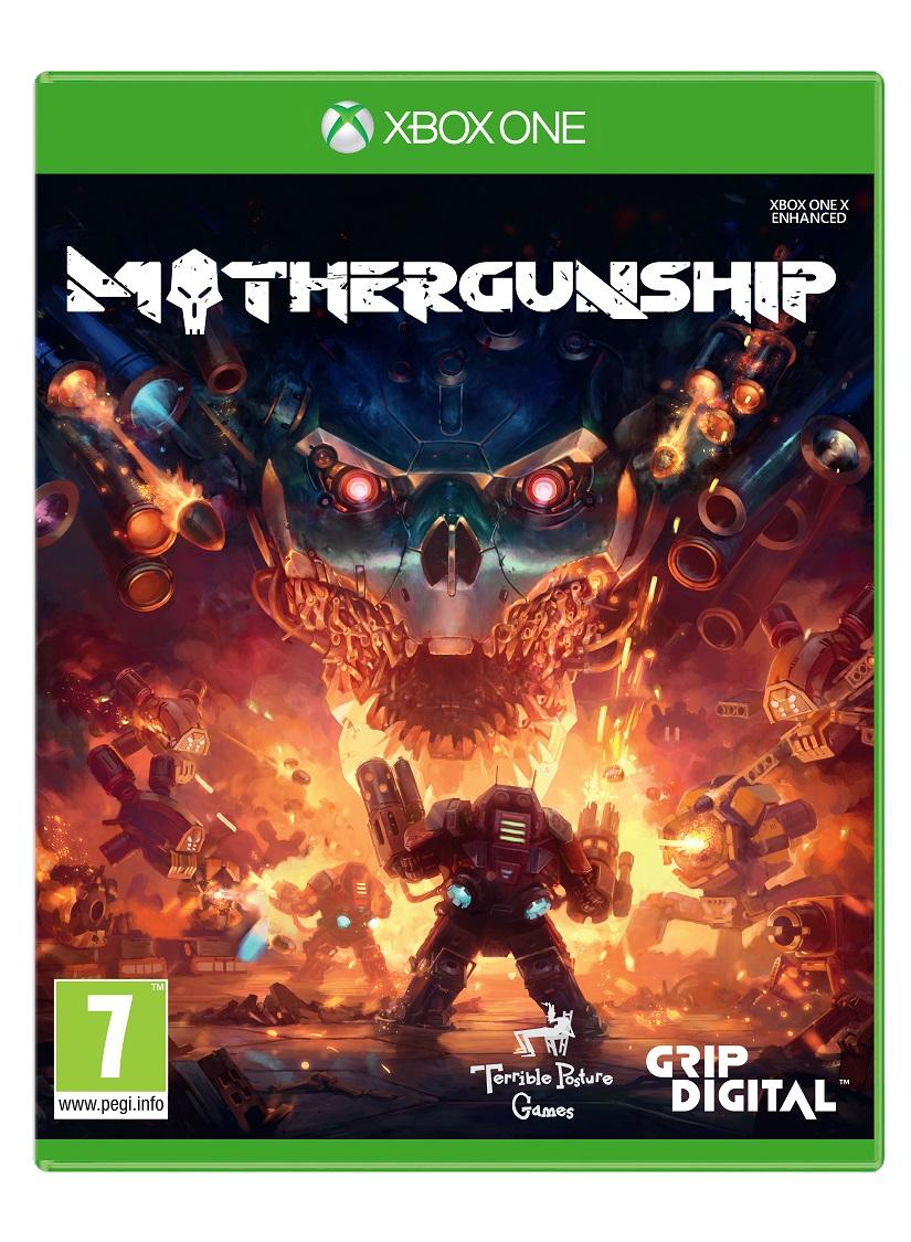 MotherGunship - XBox One Game gaming games paixnidia xbox one