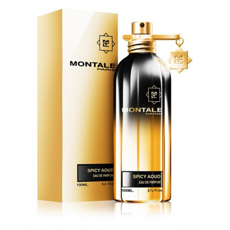 Montale Paris Spicy Aoud Eau de Parfum 100ml fashion365 aromata andrika aromata