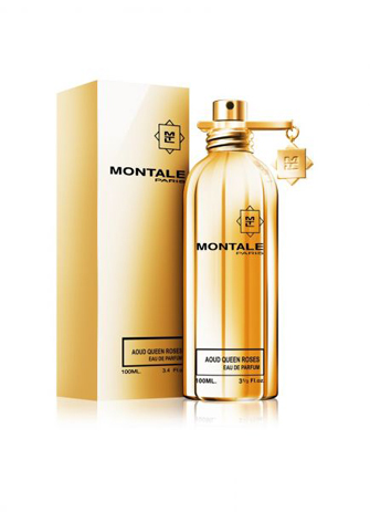 Montale Paris Aoud Queen Roses Eau de Parfum 100ml fashion365 aromata gynaikeia aromata