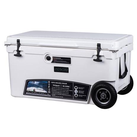 Ισοθερμικό Ψυγείο Force Max Frost 70 με Τρoχούς (MF100-70W) khpos outdoor camping epoxiaka camping cygeia