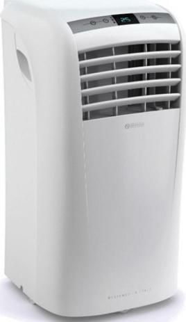 Φορητό Κλιματιστικό Olimpia Splendid Dolceclima Compact 8 hlektrikes syskeyes texnologia klimatismos uermansh aircondition