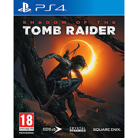 Shadow of the Tomb Raider - PS4 Game gaming games paixnidia ps4
