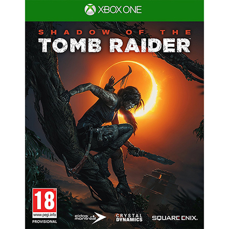 Shadow of the Tomb Raider - XBox One Game gaming games paixnidia xbox one