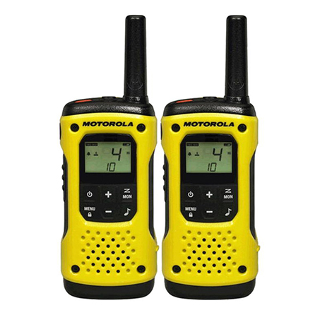 Walkie Talkie Αδιάβροχο 10km Motorola TLKR-T92 H2O paixnidia hobby gadgets diafora